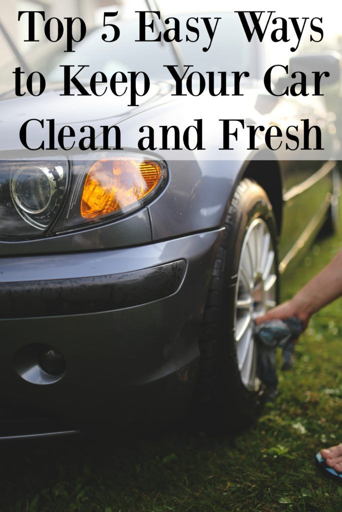 home decorating diy projects top 5 easy ways to keep your car clean i am a homemaker. Black Bedroom Furniture Sets. Home Design Ideas