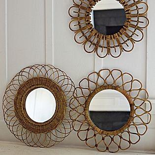 Woven Mirrors