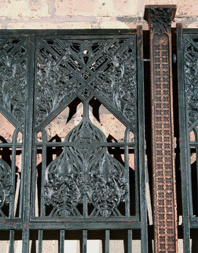 Architectural Artifacts, Inc. | Store | Cast & Wrought Iron | Louis Sullivan Chi...