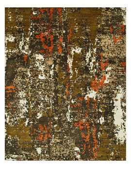 Global Hand-Knotted Rug from Hand-Knotted Rugs: From $99 on Gilt
