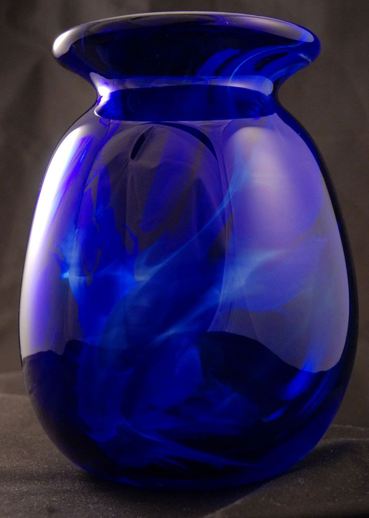 Vases Home Decor Cobalt Blue Swirly Decor Object Your Daily Dose Of Best Home