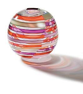 Globe Licorice Vase