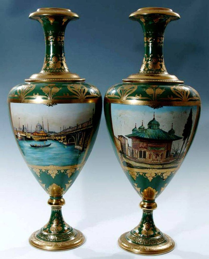 Vases home decor antique vases decor object for Home decor vases