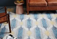 Rugs Home Decor Colorful Midcentury Modern Bedroom