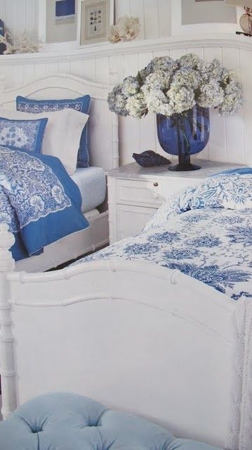 Furniture Bedrooms Blue and White Bedroom Decor Object Your Daily dose of Best H