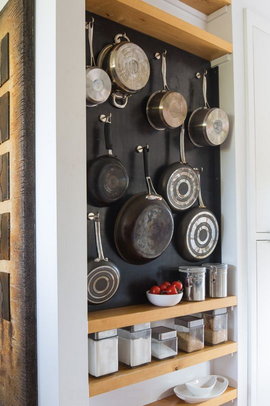 Decor Hacks Hang Pots On The Wall Week 2 Choosing