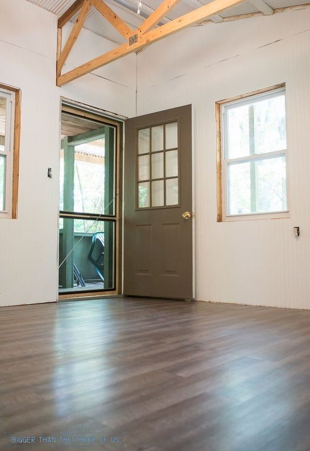 Decor Hacks How To Install Laminate Flooring In Just 3 Hours