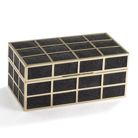 Devereaux Jewelry Box