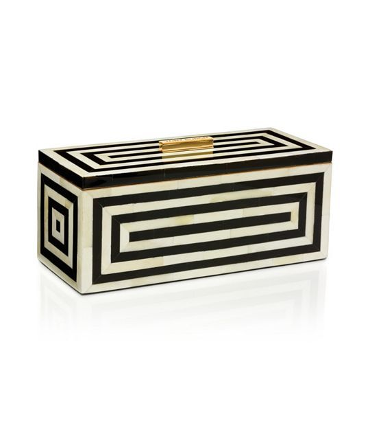 The Baily Box by Tory Burch