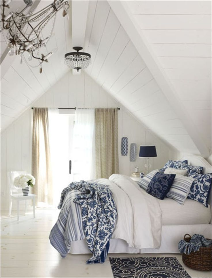 Furniture Bedrooms Blue And White Decor Attic Bedroom Object Your Daily Dose Of Best Home Decorating Ideas Interior Design Inspiration