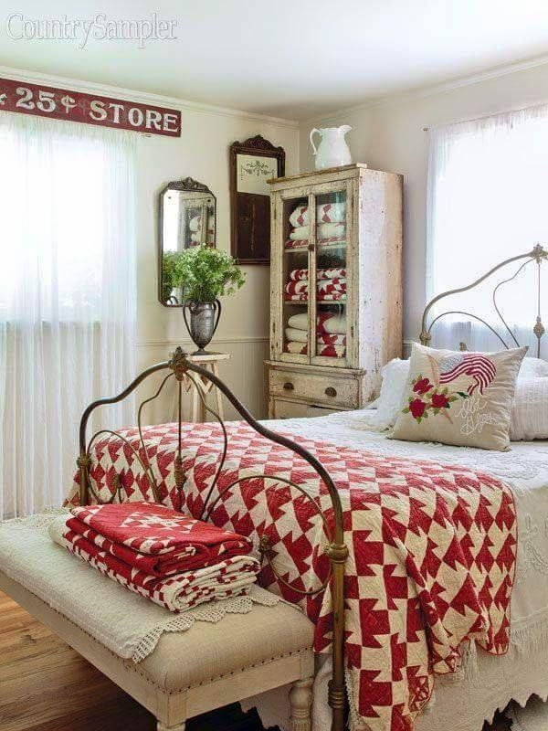 Unthinkable Red Bedrooms Decorating Ideas