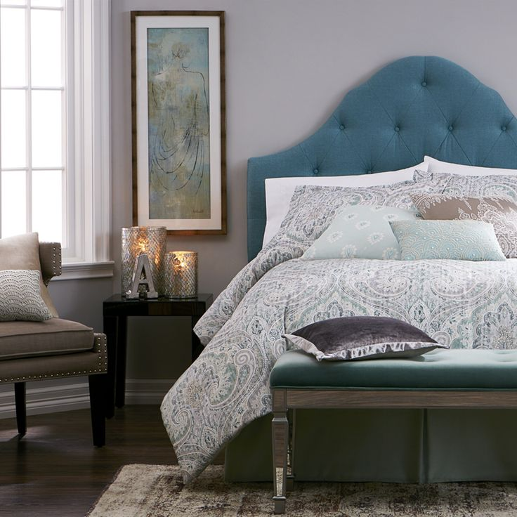 Furniture Bedrooms Teal And Turquoise Are Trending