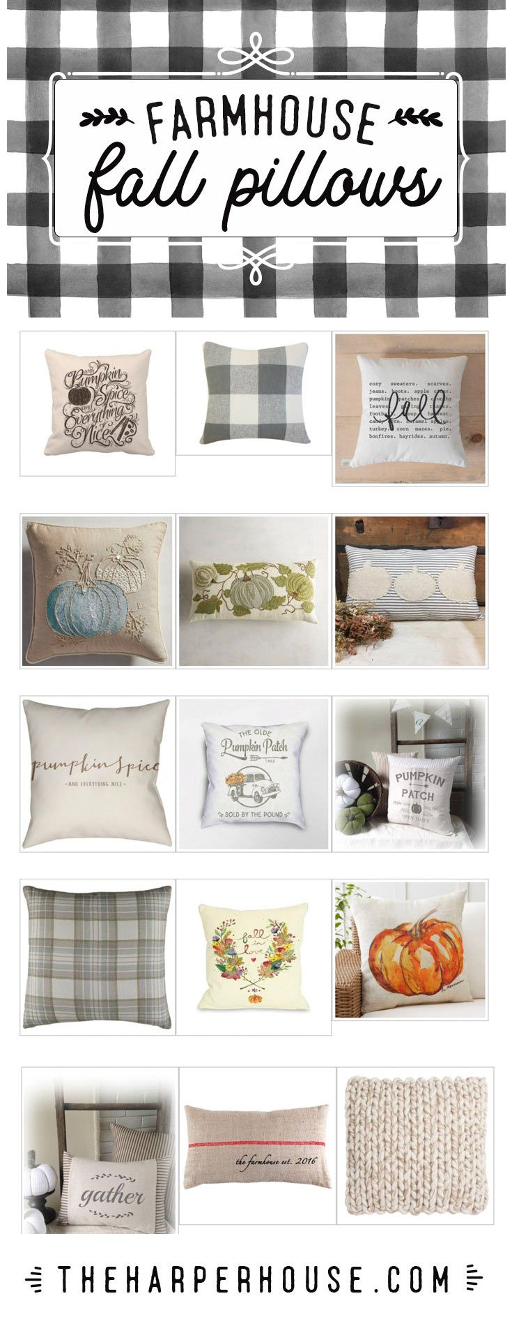 Home Decorating Diy Projects Cute Fall Pillows Perfect To