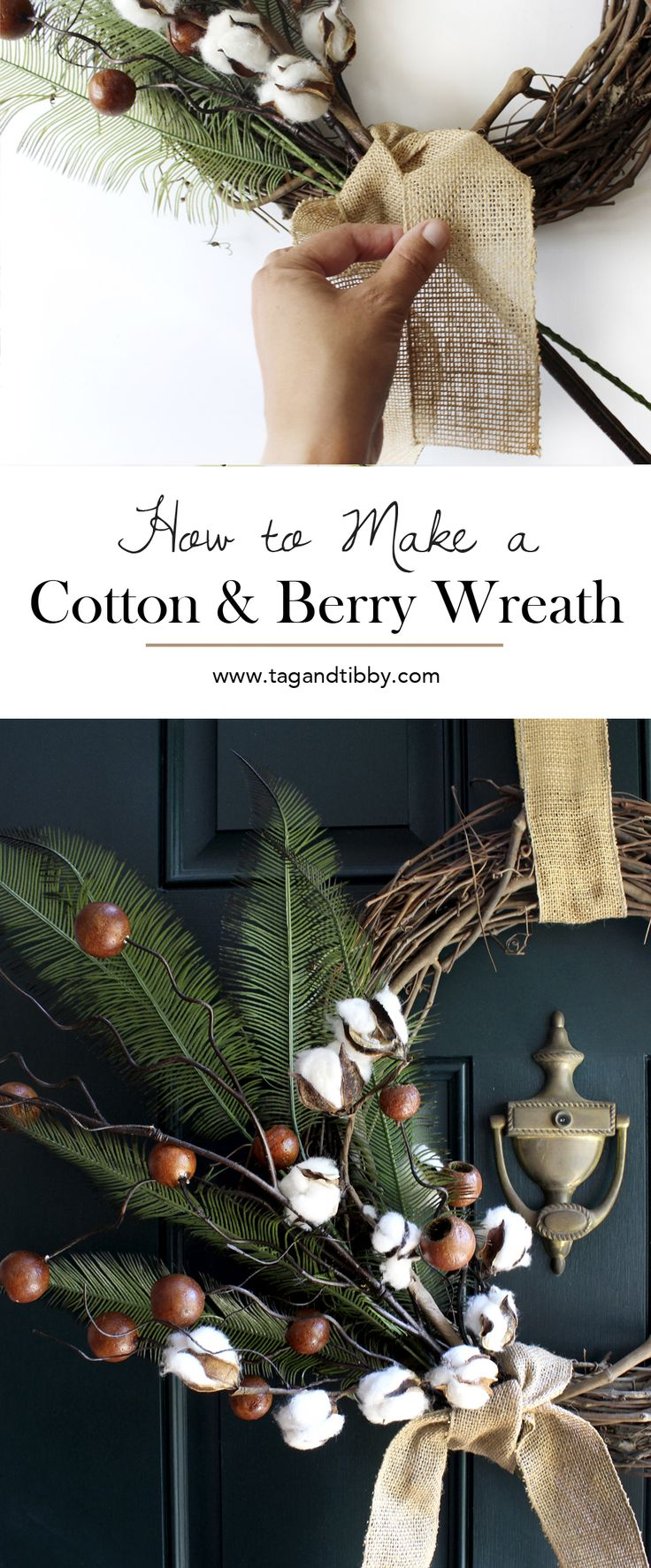 Home decorating diy projects how to make a cotton and for How to make a home decorations