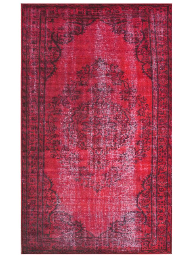Rugs Home Decor Chroma Overdyed Rug From Vintage