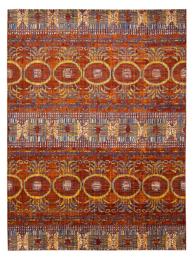 Moroccan Rug from Luxe Rugs feat. Safavieh Couture on Gilt
