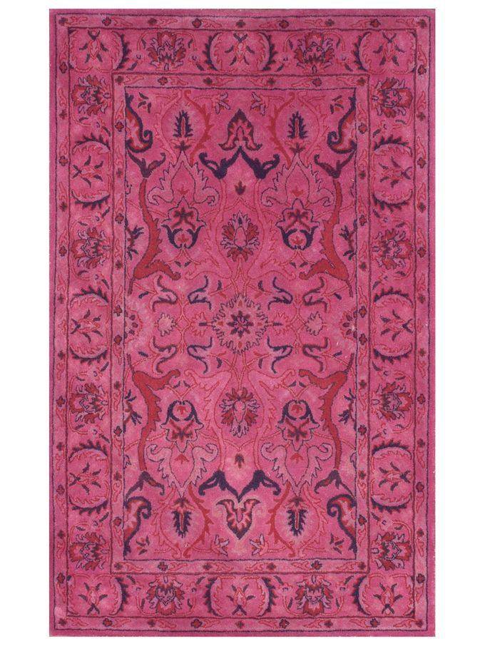 Rugs home decor pardis hand tufted rug from vintage for Decorative objects for home