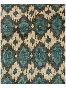 Xavier Hand-Knotted Rug from Loloi Rugs on Gilt
