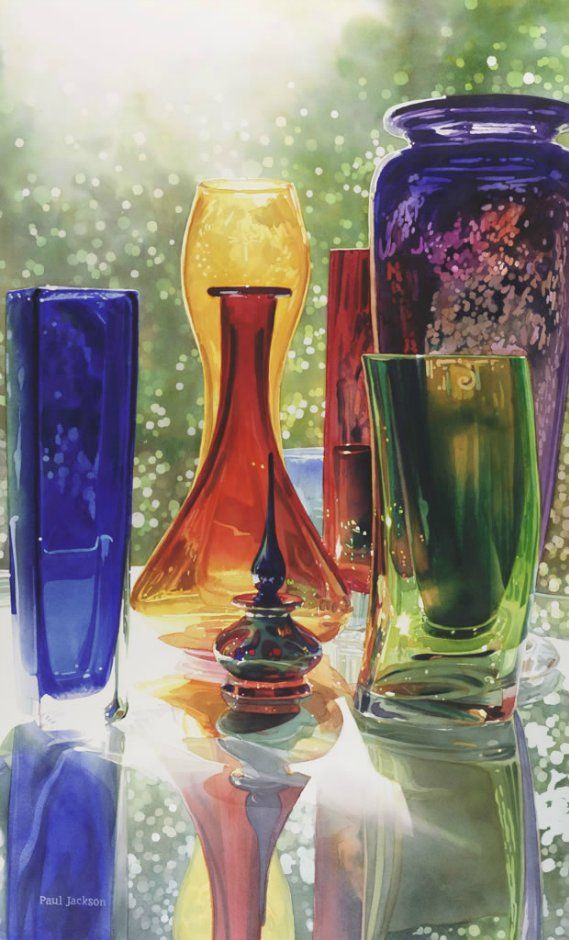 Decorative Objects Living Room: Vases – Home Decor : Glass Vases - Decor Object
