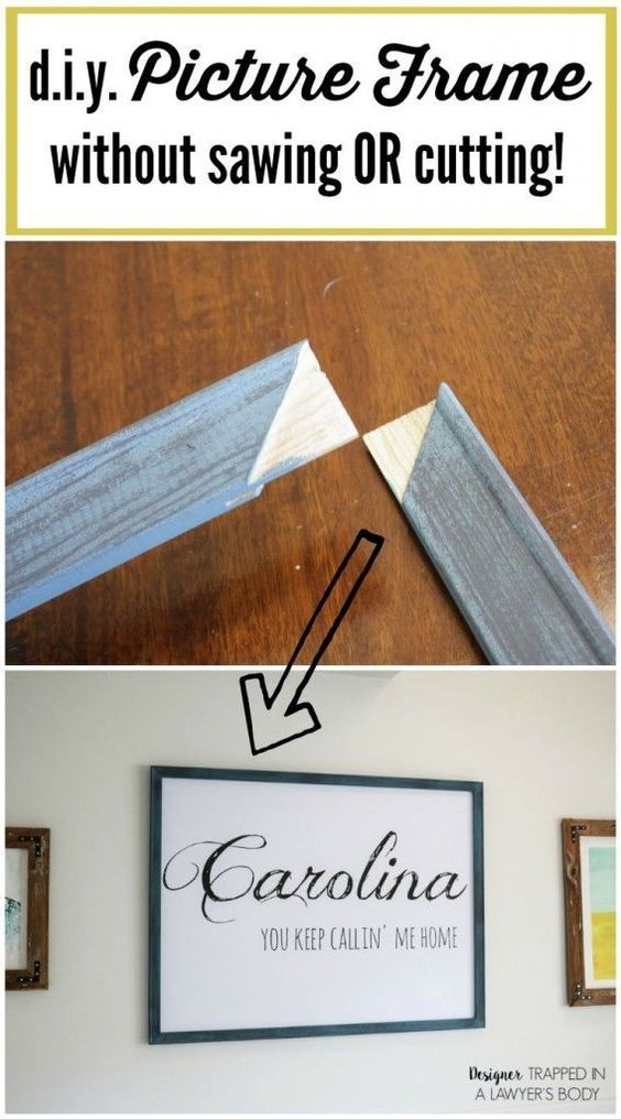 Decor hacks this is brilliant come learn how to make a for How to learn to decorate your home