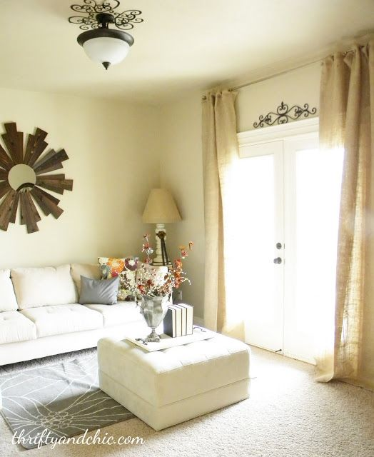 Frugal Home Decor: Decor Hacks : Thrifty And Chic