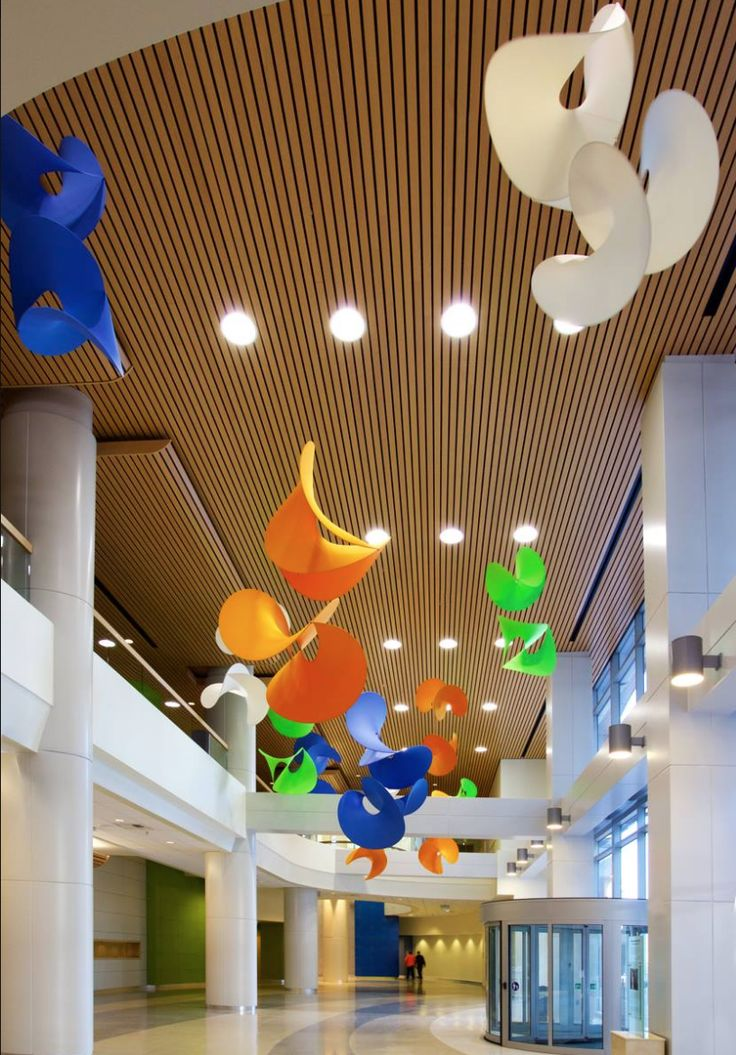 Bright fabrics on Studio Lilica Lighting, Sculpture, Acoustic Solutions' Fortu...