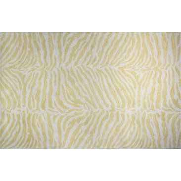 Check out this item at One Kings Lane! Wilderness Rug, Gold