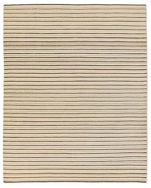 Rugs Home Decor Pinstripe Flatweave Restoration Hardware Decor Object Your Daily Dose