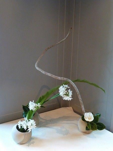 Photos reportages - Art floral japonais