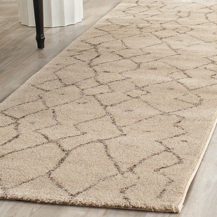 Rustic and casual, the collection by Union Rustic celebrates the rug weaving tra...