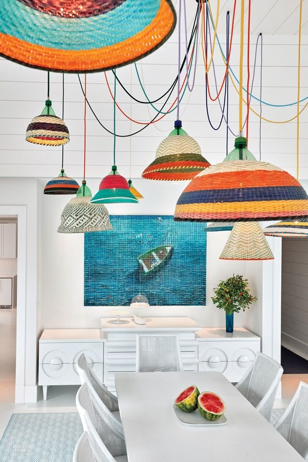Ghislaine Viñas Brings Signature Flair to Hamptons Summer House