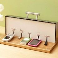 Bread Box Charging Station