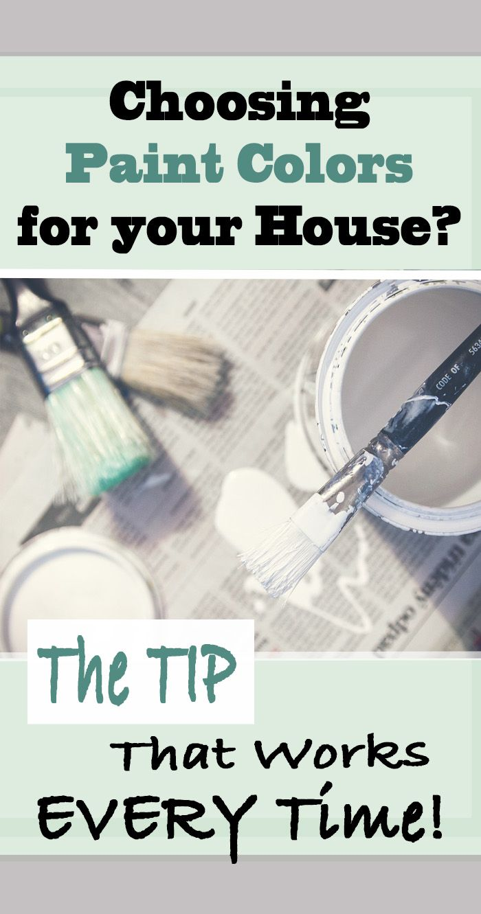 Decor Hacks This Tip Will Help You Get The Right Paint