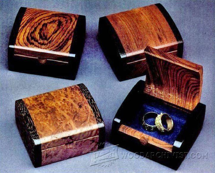 3699-Bandsaw Wedding Ring Box Plans