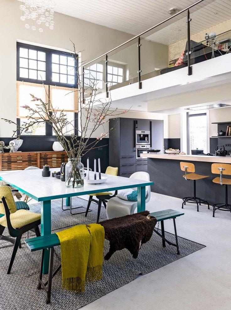 kleurrijke keuken   colorfull kitchen   vtwonen binnenkijken special 2016   phot...