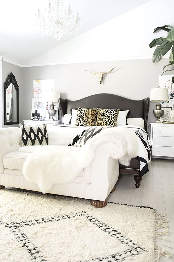 Reveal of the new bedroom look