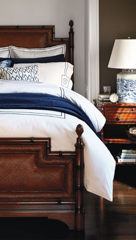 Furniture - Bedrooms : Regency style beds first adopted a faux ...