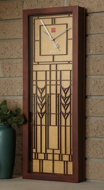 Clocks Decor Frank Lloyd Wright S De Rhodes Art Deco
