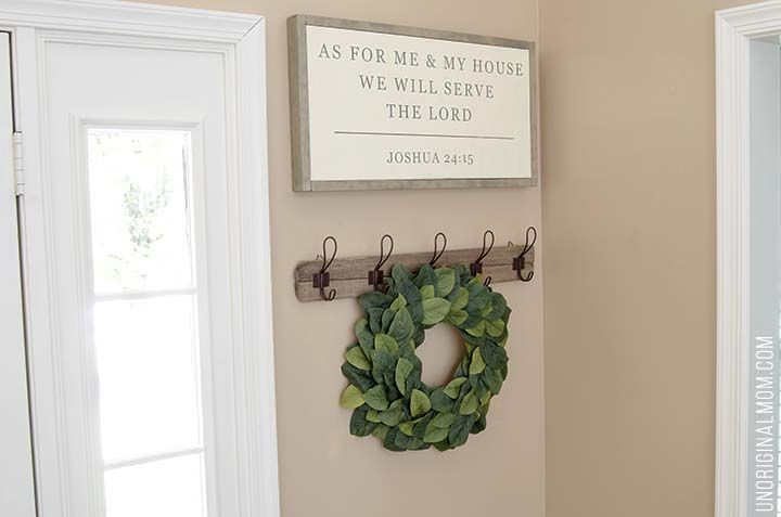 Decor Diy Inspiration Love This Farmhouse Sign Made By Stenciling