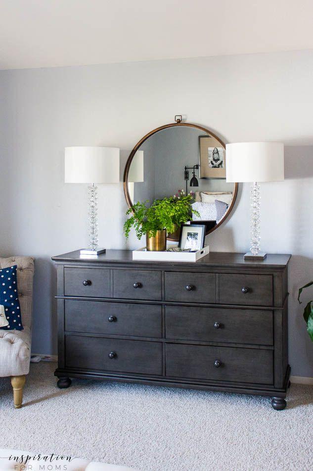 Home Decorating Diy Projects Spring Master Bedroom Black