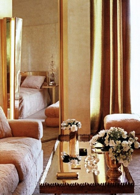 Jean Dunand COMMISSIONED FOR MADAME COLETTE ABOUCAYA'S APARTMENT ON RUE DE M...