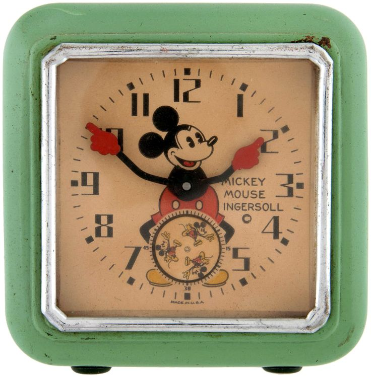 .I bought Emma a newer one of these at Disney World to help her wake up for scho...