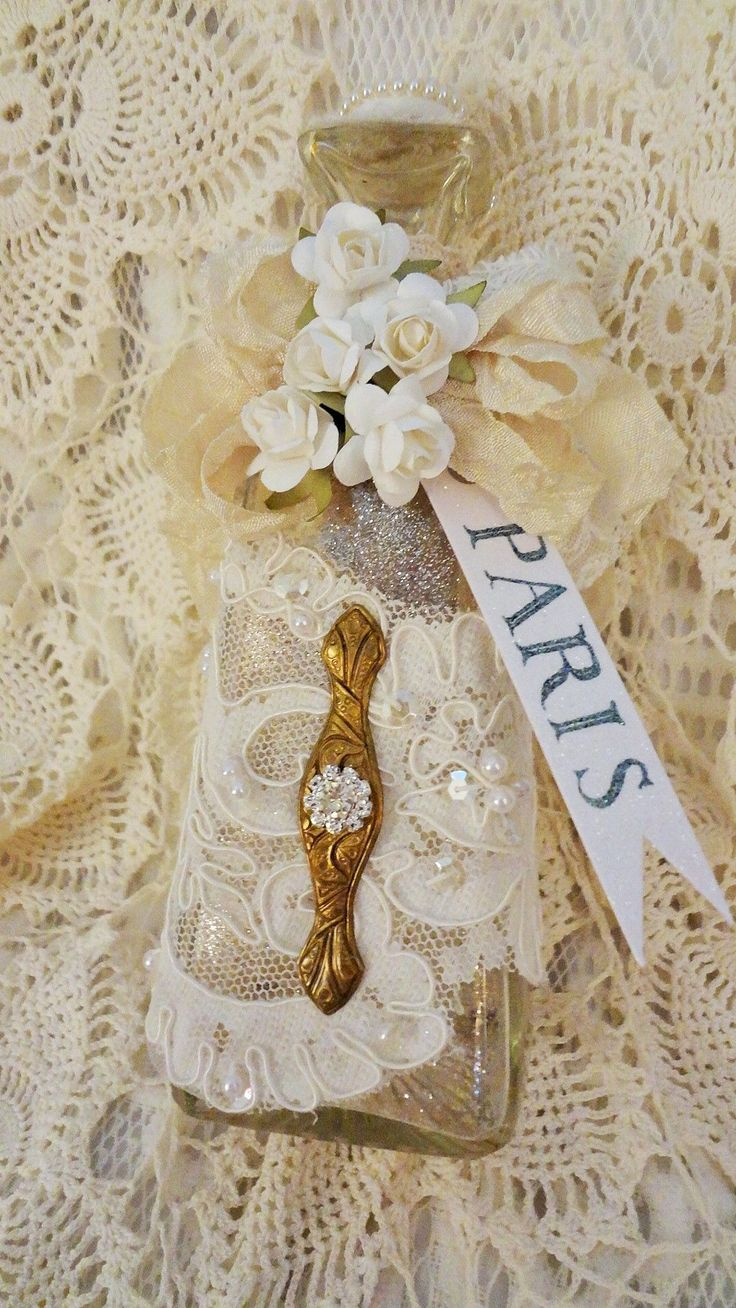 Cottage Charm ~ Neutrals, Cream ~ Lace