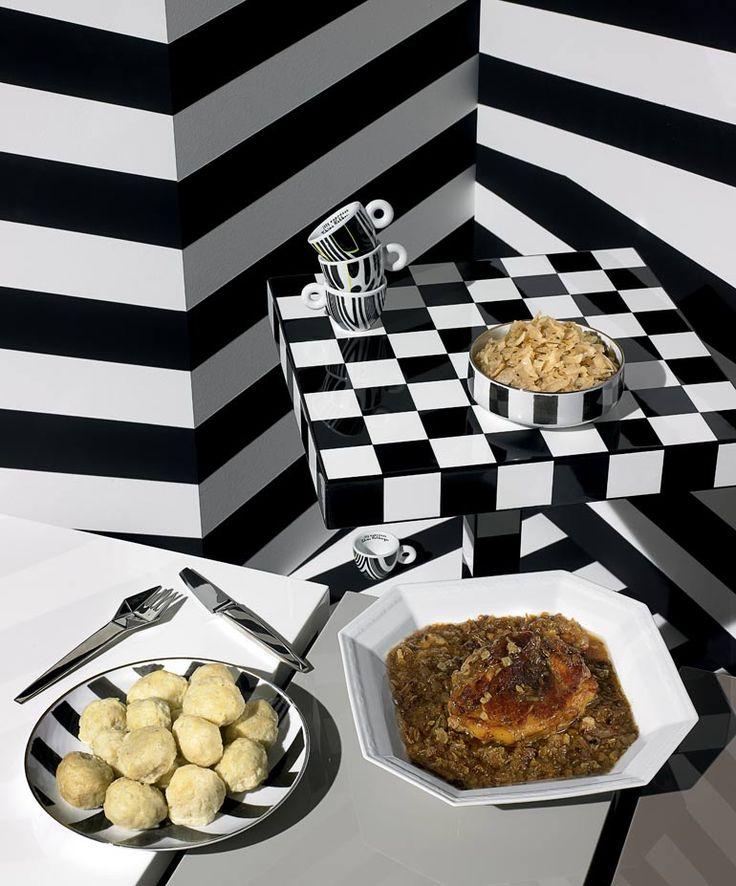 Artist's Palate: Tobias Rehberger's grandma's roast pork with dumpli...