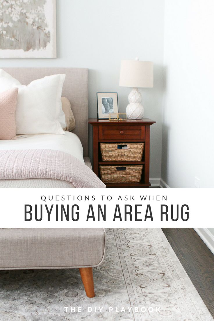What to Keep in Mind When Buying a Rug
