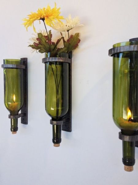 Decorative Bottles Diy Glass Bottle Craft Ideas For A Stylish Home