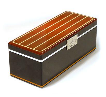 Luxury wood gift box