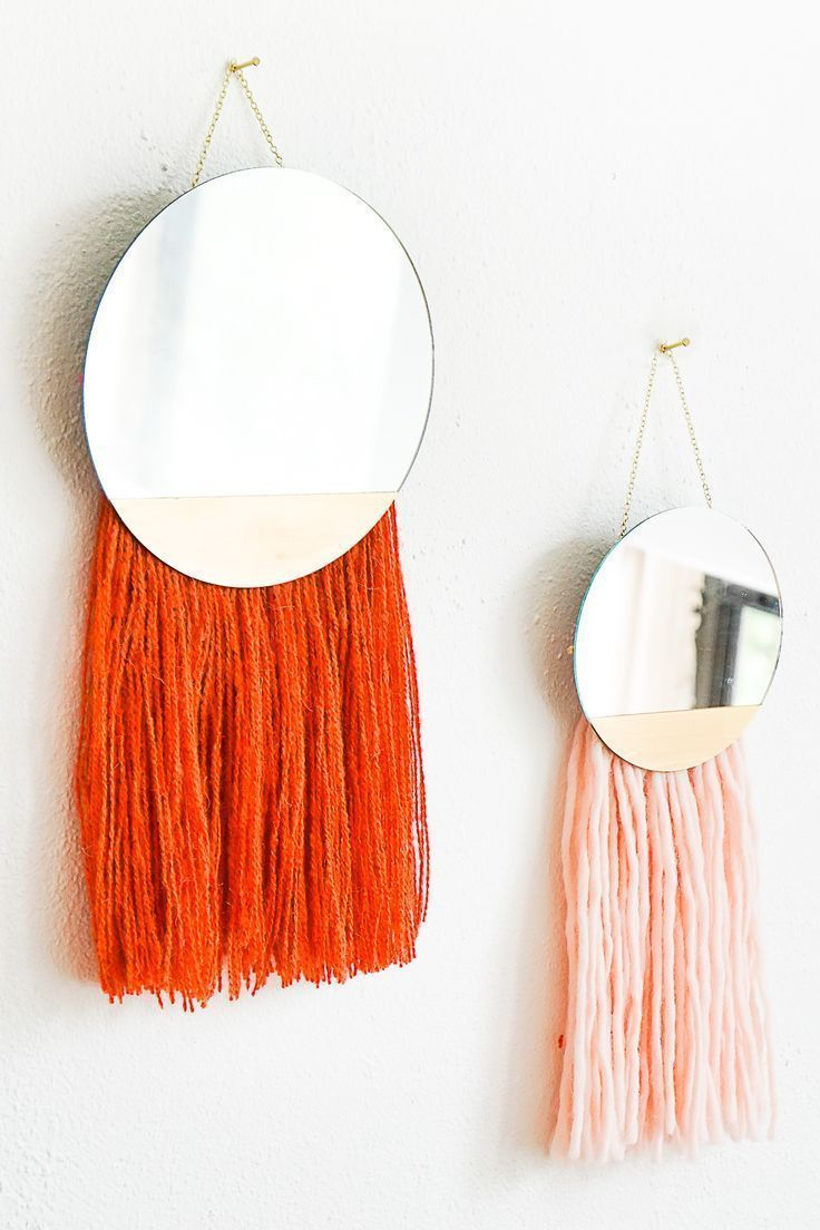 Can't get enough of the wall hang trend? Neither can we! Check out how to make t...