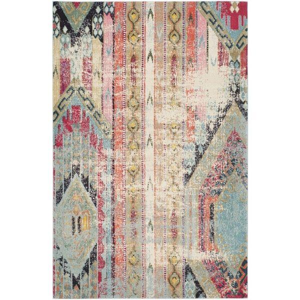 Safavieh Monaco Vintage Bohemian Multicolored Rug (9' x 12')