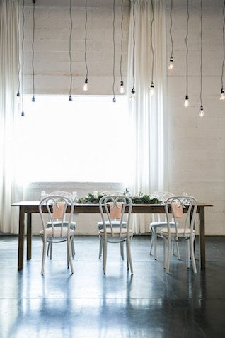 Wedding And Event Lighting Modern Meets Vintage Wedding Theme